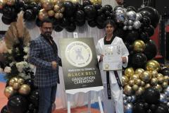 Black Belt Grading 28.03.2021