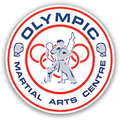 WINTER GRADING - Brown/Red I/Red II/ChoDanBo and Black Belts 2.30pm - 4.30pm - image olympic-martial-arts-logo on https://www.olympicmartialarts.com.au