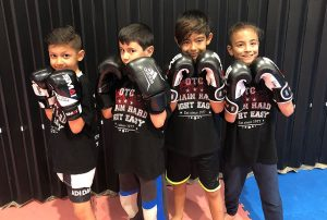 kids bullying - self defence classes